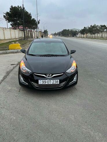 авто фольксваген пассат в Азербайджан: Hyundai Elantra 1.8 л. 2012 | 128000 км