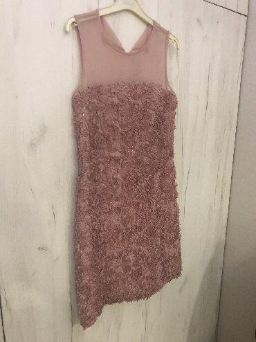 вечернее платье до колен в Кыргызстан: Платье вечернее,выше колен  Турция фирма perspective  Размер 38  Очень
