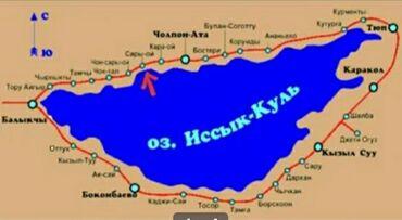 derevjannye igrushki na elku в Кыргызстан: Продам 8 соток