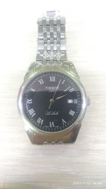 tissot pr100 automatic в Кыргызстан: Наручные часы Tissot