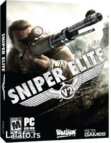 Sniper elite 2 - Boljevac