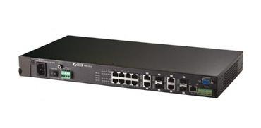 Gigabit Ethernet Zyxel MGS-3712 (12 Port kommutator L2+)MGS-3712 və