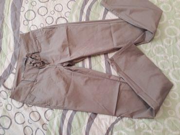 Nove krem pantalone vel 27 iliti s a moze i ko nosi vel m, sa - Nis