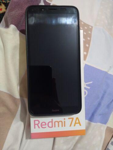 Xiaomi Redmi 7A | 32 ГБ | Черный | Б/у | Рассрочка