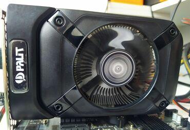 Продаю видеокарту Palit Gtx 1050 2gb. В идеальном состоянии. Домашнего