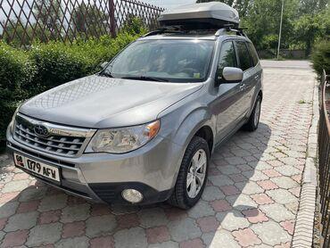 сколько стоит шины в Кыргызстан: Subaru Forester 2.5 л. 2010 | 160000 км