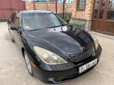 желтый lexus в Кыргызстан: Lexus ES 2005