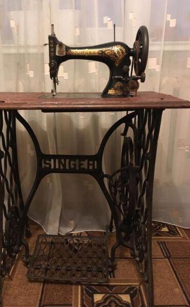 shvejnuju mashinku zinger raritet в Кыргызстан: Zinger швейная машинка в идеальном состояний прошивает толстую кожаную