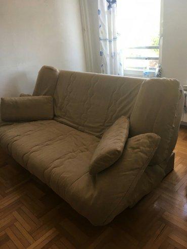 Udoban kauč na razvlačenje, kao nov. - Beograd