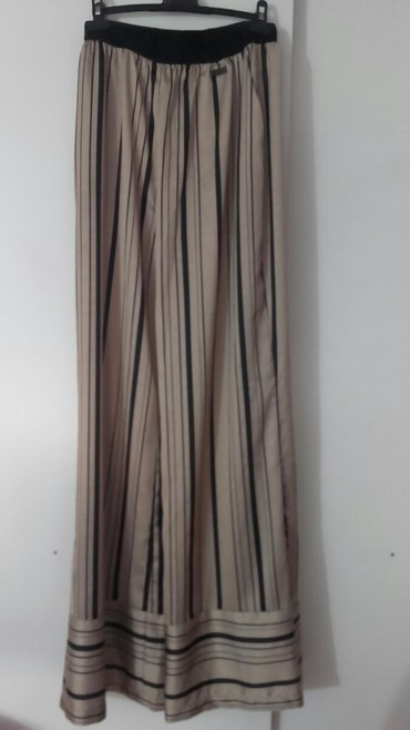Bele-siroke-pantalone - Srbija: Ps fashion siroke pantalone, jednom obucene broj 42