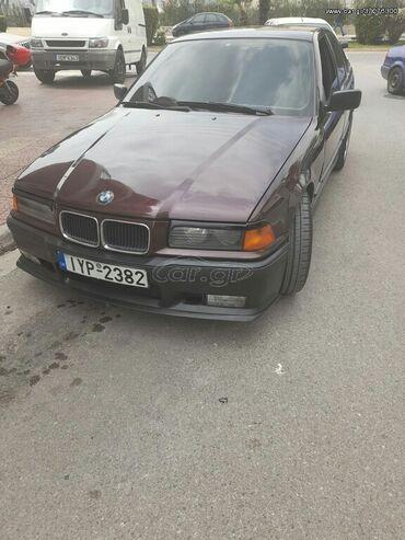 BMW 316 1.6 l. 1993 | 341057 km