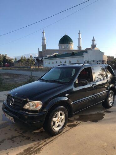Транспорт - Каракол: Mercedes-Benz ML 320 3.2 л. 1998