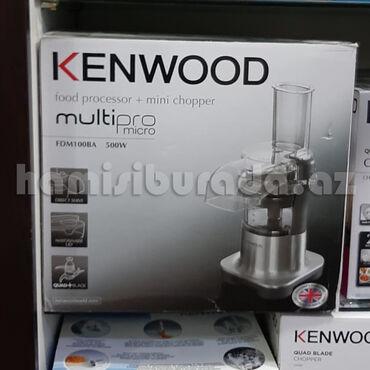 Doğrayıcı Kenwood Multipro Veggie FDM100BABrend:KenwoodYeməyinizi