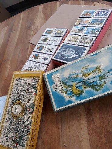 Другие предметы коллекционирования - Азербайджан: Спички. Подарочные