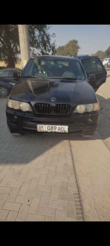 грузовое авто в аренду in Кыргызстан   HONDA: BMW X5 3 л. 2002