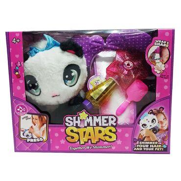 Мягкая игрушка Shimmer.Плюшевая игрушка Shimmer - лучшее для