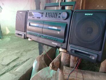 """Электроника - Михайловка: Продаю Магнитафон """"Sony""""в отличном состаянии.Без сарапины и"""