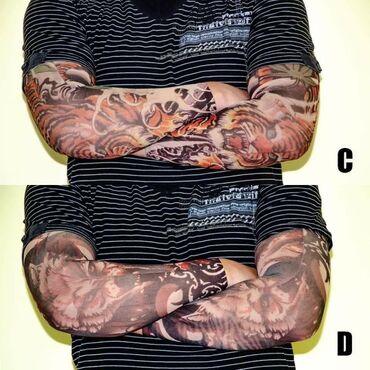 VIKEND AKCIJAKomplet: 3x Tattoo rukavaSamo 800 dinara.Porucite odmah u
