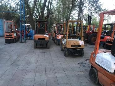 """""""Кара"""" """"Forklift"""" вилочные погрузчики в Бишкек"""