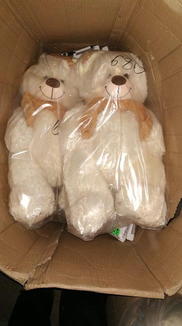 Белые Мишки со склада в Бишкек