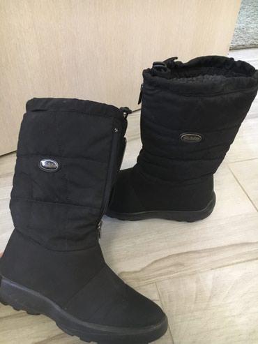 Olang - Srbija: Olang cizme jednom obuvene (potreban veci broj) Br.39 ug