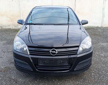 Opel Astra 1.4 l. 2005 | 204000 km