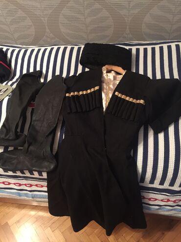 Reqs dersleri bakida - Азербайджан: Reqs paltari ayaqqabisi ile birlikde