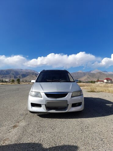 195 объявлений: Mazda PREMACY 1.8 л. 1999 | 200000 км