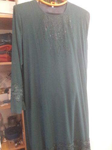 Платье НОВАЯ 54 разм для высоких 1000сом в Бишкек