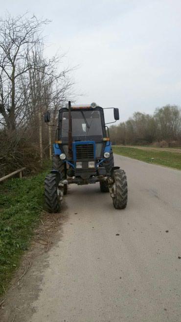 Beyləqan şəhərində Belarus MTZ-82.Traktorda heç bir problem yoxdu.öz şəxsi
