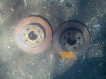 диски на авто на 15 в Кыргызстан: Продаю тормазные диски на Ваз 15