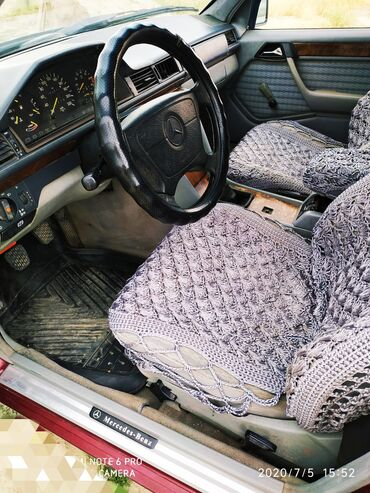 Mercedes-Benz в Кок-Ой: Mercedes-Benz W124 2.3 л. 1990   90000 км