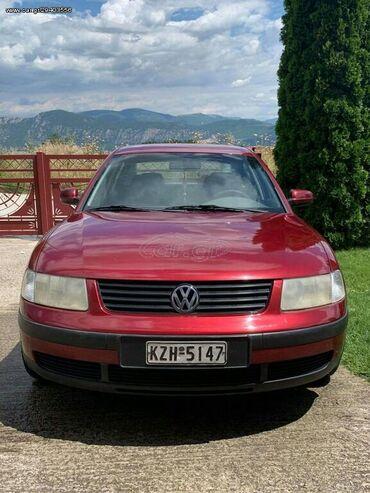 Volkswagen Passat 1.6 l. 1999 | 240000 km