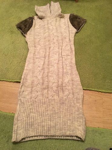 Papuce-broj-anatomske-krem-boja - Srbija: Krem boja rastegljiva moze kao haljinica ili kao tunika,odgovara i L