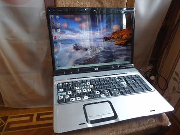Bakı şəhərində HP Pavilion dv9000 Noutbuk yaxşı vəziyyətdədir.Ekran-17-likdir.Ram-4
