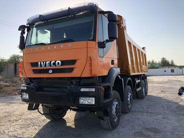 Транспорт - Таджикистан: Iveco самосвал Машина в идеальном состоянии коробка автомат кондицион