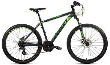 Горный велосипед Aspect IDEAL (2021)модель для гонок по неровным