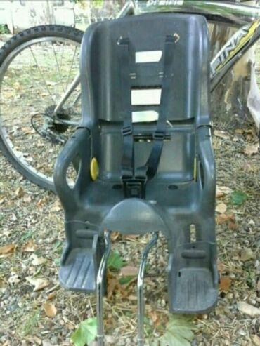 ROMER JOCKEY decije sediste za bicikl, nosivost do 22kg, stavlja se