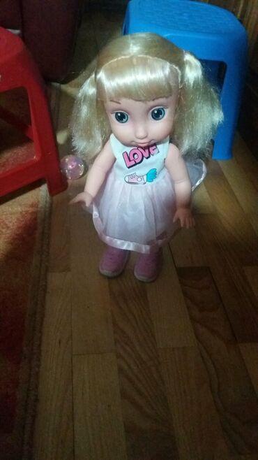 Nina lutka balerina radi na aterije 2500din.koriscena
