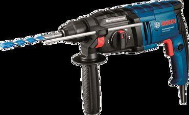 bosch perforator satilir - Azərbaycan: BOSCH Patronlu perforator GBH 2000 SDS-PLusNominal giriş gücü 600