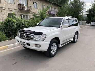 мини бар бишкек в Кыргызстан: Toyota Land Cruiser 4.7 л. 2001   187000 км