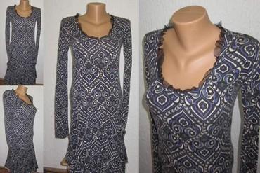 Ljubicasta haljina sa cipkanim detaljima - Novi Sad