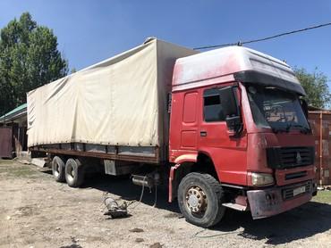 Грузовой и с/х транспорт - Кыргызстан: Срочно Продаются Ховы. Осталось 2шт Коробка 12ступка двигатель 336 в