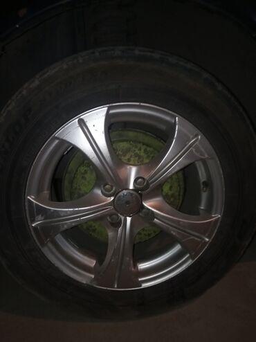 шины 24555 r19 лето в Кыргызстан: Куплю одну штуку диска срочно!