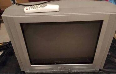 Pre - Srbija: Samsung-tv, korišćen do pre godinu dana, ispravno sve, slika i zvuk