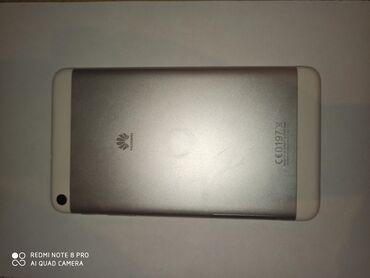 Мобильные телефоны - Базар-Коргон: Планшет Huawei, в отличном состоянии, задняя часть металлическая