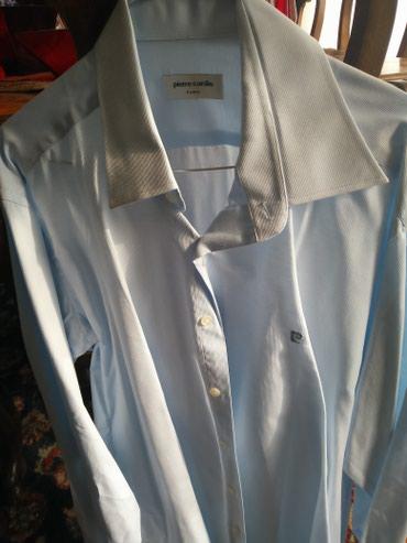 Pierre Cardin, πουκάμισο, 43 (xl), τελείως αφόρετο από την προσωπική