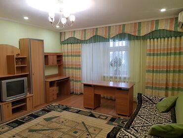 квартира кызыл аскер in Кыргызстан | БАТИРЛЕРДИ УЗАК МӨӨНӨТКӨ ИЖАРАГА БЕРҮҮ: 4 бөлмө, 174 кв. м, Толугу менен эмереги бар