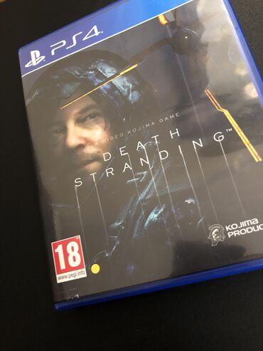 Игра Death Stranding на PS4. Субтитры на русском языке
