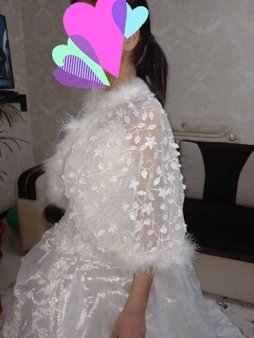куплю платье в Кыргызстан: Свадебная платье сатылат ( продаю свадебное платье)туфлиси дагы бар